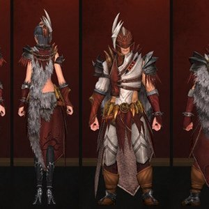 Palace of Methus Armor Sets